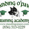 Standing O'Paws Training Academy