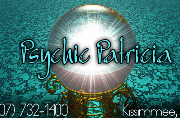 Psychic Patricia provides in-person readings! Located in Kissimmee, FL. Call 407-732-1400 to book your appointment today!