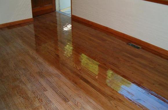 Hardwood installations and sealing