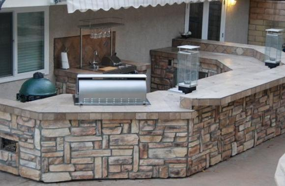 Outdoor Kitchen Creations